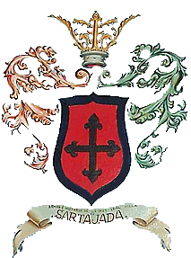 Escudo de Sartajada